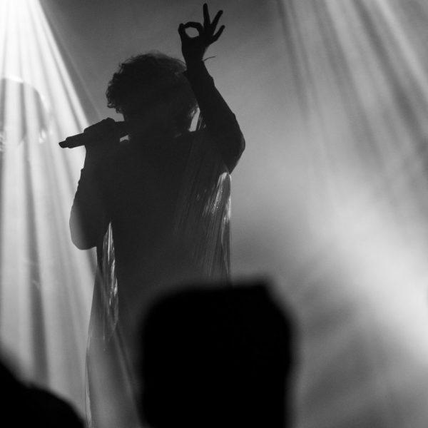 photo: Alessandro Alè Di Martino, live at Lido, Berlin